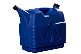 Comprar Carry Can de 5 Galones Azul en Decocar.com.ve