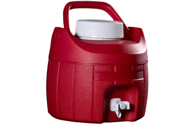 Termo Decocar Potamito de 4 Litros Rojo en Decocar.com.ve